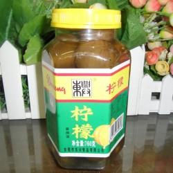 怡泰批发 茶餐厅咸柠七用 东兴咸柠檬 夏日冰爽饮品 760g/罐