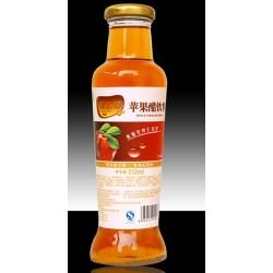 /批发/代理/招商/厂家/绿之源饮品312ml原酿苹果醋