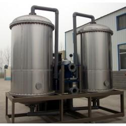 商丘浮动床钠离子交换器 山东汇泉厂家专业生产纳离子交换器