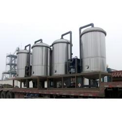 黑龙江浮动床钠离子交换器 济宁汇泉水处理设备厂家直销