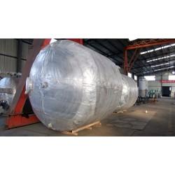 济宁100吨不锈钢过滤器 活性炭过滤器 精密过滤器
