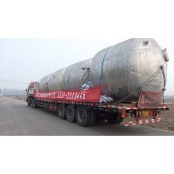 100吨不锈钢石英砂过滤器  机械过滤器 厂家直销