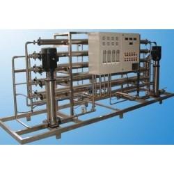 2万元办水厂 PLC自动反渗透设备一条龙服务