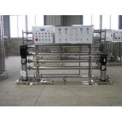 高端桶装水设备 PLC矿泉水反渗透设备找专业厂家