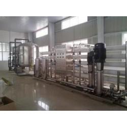 水厂必须的反渗透桶装水设备 现场实例参观