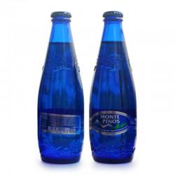西班牙原装进口比诺斯山矿泉水330ml玻璃瓶装 生命之水