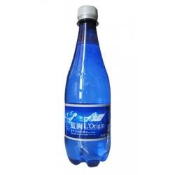 蓝涧含气天然矿泉水 L'Origin (二氧化碳)460ml*24瓶