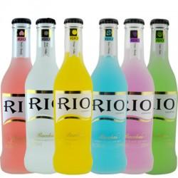 锐澳RIO鸡尾酒 预调酒 party  紫葡萄味 275ml*24 瓶 (整箱发货)