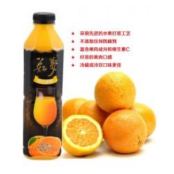 大湖 茹梦 饮料 果汁——1L装 橙汁 12瓶/箱