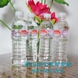 正品专供510ml渔山泉瓶装矿泉水 健康饮用纯净水
