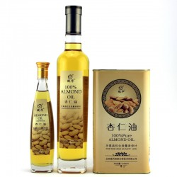 500ml鲲华杏仁油【高端食用油】