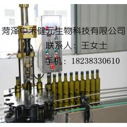 中禾健元亚麻籽油贴牌生产/来料加工  物理冷轧
