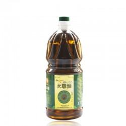 广西巴马特产纯正火麻油1.8L高端养生食用油厂家直供送礼佳品