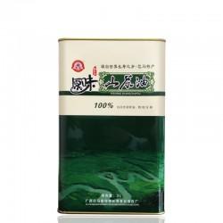 巴马优质山茶油 茶籽油 铁罐精品装 厂家招商批发团购送礼佳品
