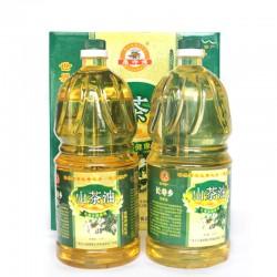 厂家招商批发野生山茶油高端养生食用油臻品年货福利团购广西特产