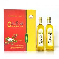 100%纯一级高端养生野生山茶油-中国好货源:世界长寿乡巴马特产