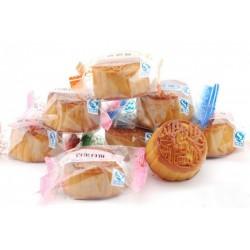 50g广式迷你散称月饼 厂家直供 各大商超爆卖多口味可选 承接订制