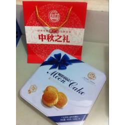 厂家直销特色茶油特价礼盒月饼批发 400g相思尚品广式月饼礼盒装