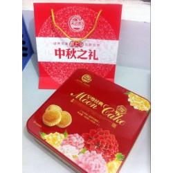 14年中秋月饼团购批发400g天乙贵人至尊经典广式月饼礼盒送礼福利