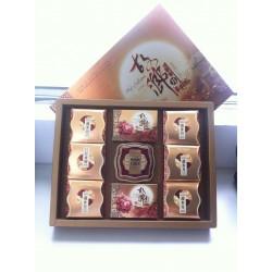 14年新品 故乡月礼盒月饼批发 客户中秋礼品 厂家直销 提供代加工