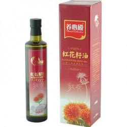 新疆红花籽油 养心殿250ml礼盒装 冷压榨食用油礼盒 批发有折扣