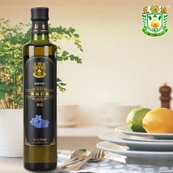 五谷城亚麻籽油 内蒙特产 非转基因冷榨 营养成分超越橄榄油