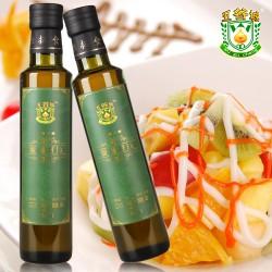 2014新品 内蒙古亚麻籽油 婴幼儿食用油 预防三高 提高记忆力