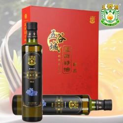 内蒙古特产 物理冷榨 食用油 中秋团购礼品 厂家直供 黄金亚麻油
