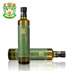 内蒙古特产 黄金亚麻籽油 非转基因冷榨脱蜡一级 500ml