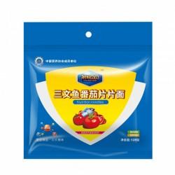 供应三文鱼番茄片片面 营养健康的三文鱼番茄片片面 厂家直销