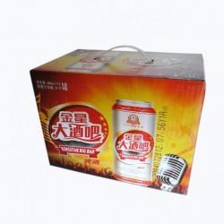 金星啤酒     490mlx12罐