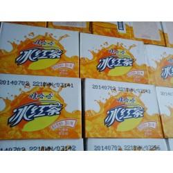 娃哈哈冰红茶500gx15瓶    冰红茶娃哈哈