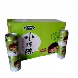娃哈哈小陈陈    青梅陈皮植物饮品    310mlx24罐