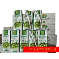 野生猕猴桃果汁饮料     果汁饮料    河南食品有限公司