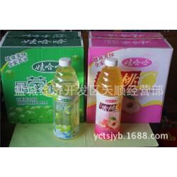 白葡萄汁水蜜桃汁饮料