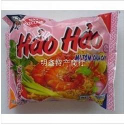批发供应越南Hao Hao酸辣虾面(图)
