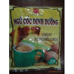 【越南特产】著名威拿麦片 美味的威拿玉米牛奶麦片 20*25克