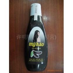 【进口产品】100%原装进口-正综越南皂角洗发水330lm 毛重380克