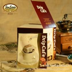 【新品快订】2104新品 意大利式挂耳咖啡 正品 无糖 炭火新鲜烘焙