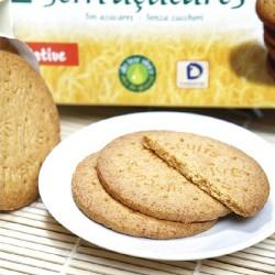 谷优低糖粗麦消化饼干400g低热早餐代餐美味零食品糕点西班牙进口