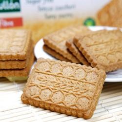进口零食品 西班牙特产 谷优全麦高纤维饼干170g