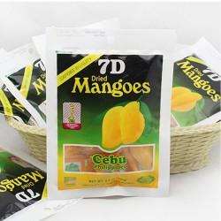 菲律宾7D芒果干 最新包装 100包/箱 中文标签请说明