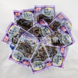 品世散称烧烤味鸡枞菌丝250克 云南特产即食休闲零食品 批发代发