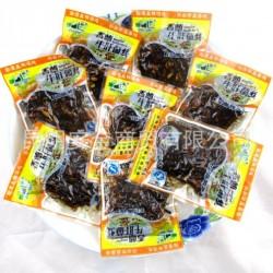 品世散称麻辣味牛肝菌丝250克 云南特产即食休闲零食品 批发代发