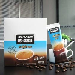 sukacafe苏卡咖啡木糖醇300g无糖咖啡食品 批发速溶低热量咖啡
