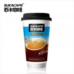 苏卡咖啡木糖醇25g无糖咖啡食品 三合一速溶咖啡粉 杯装批发代理