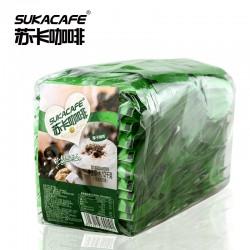 批发招商苏卡咖啡 摩卡咖啡速溶三合一1120g大袋装 夏季冲调饮品
