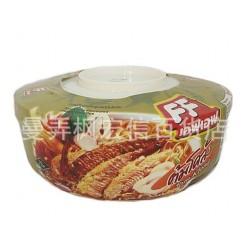泰国进口方便面 FF牌方便面 鱼肉味 36个/箱  批发