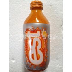泰国est饮料  橙子味 玻璃瓶 原装进口 250ml*24瓶/件 大量批发