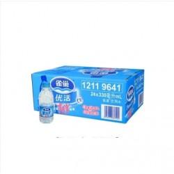 雀巢水 330ml*24瓶/箱 公司用水、场地用水、采购优先